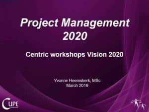 Project Management 2020