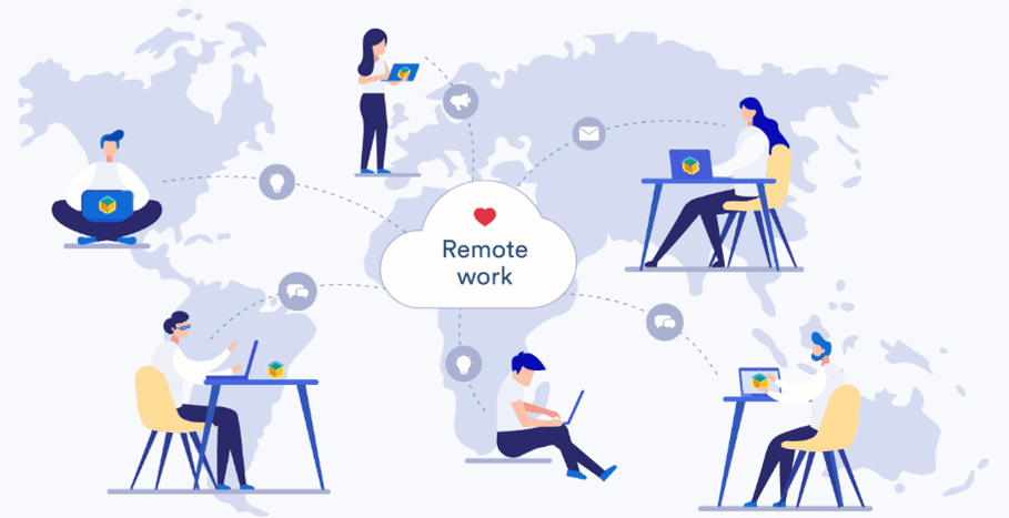 Team Management When Working Remotely – Part 2